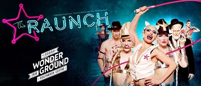 The Raunch poster