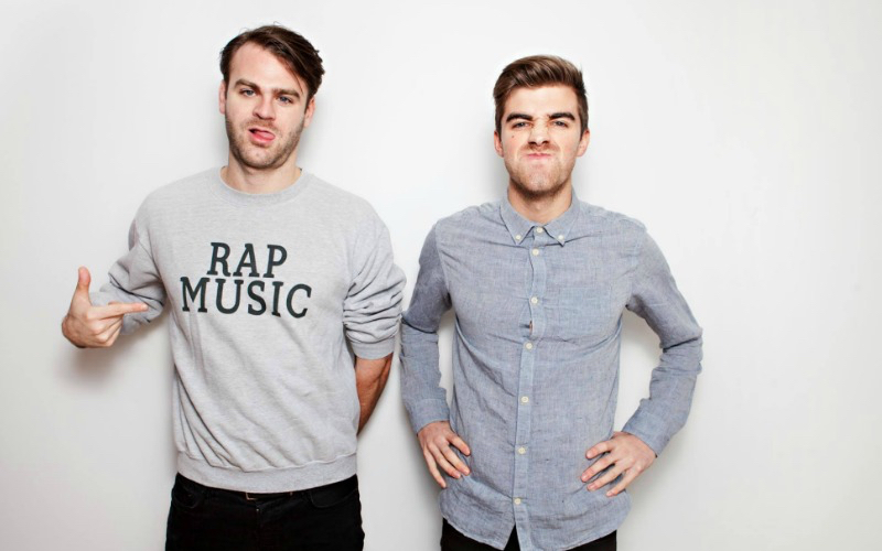 The Chainsmokers 800×500