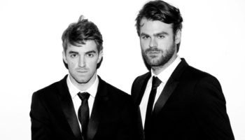 The Chainsmokers Header