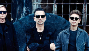 Depeche Mode – Spirit Header