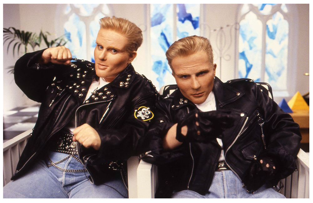 French & Saunders - Bros