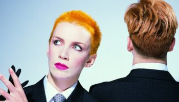 Eurythmics Vinyl Header